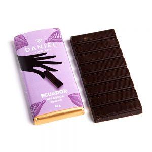 Ecuador Dark Chocolate Bar, 85g