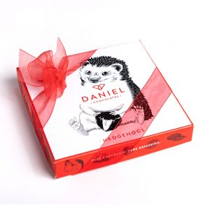 Hedgehog Chocolate Box, 12pc