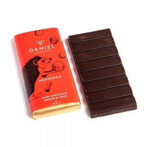 Hedgehog Dark Chocolate Bar, 85g