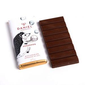 Hedgehog Milk Chocolate Bar, 85g