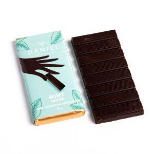 Mint Dark Chocolate Bar, 85g