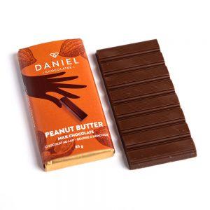 Peanut Butter Milk Chocolate Bar, 85g