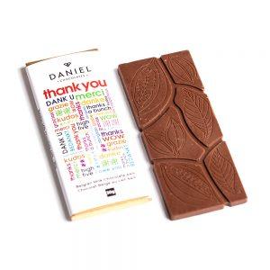 Thank You Chocolate Bar Milk, 30g