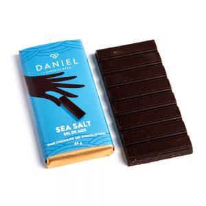 Sea Salt Dark Chocolate Bar, 85g