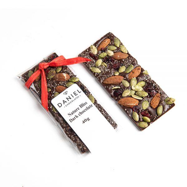 Nature Bliss Chocolate Bar, 40g