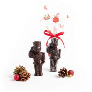 Chocolate Christmas Nutcraker - Dark, 85g