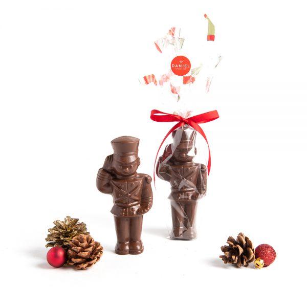 Chocolate Christmas Nutcraker - Milk, 85g