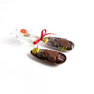Chocolate Pinecone Container, 10pc