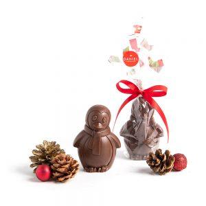 Ernest, Chocolate Penguin, 100g