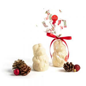 Frosty The Chocolate Snowman 100g