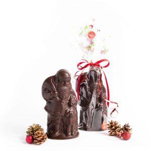 Large Chocolate Santa Dark, 325g