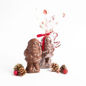 Medium Chocolate Santa - Milk, 225g