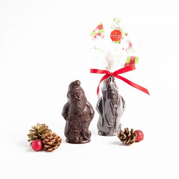 Small Chocolate Santa - Dark, 105g