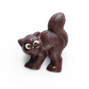 Spooky Chocolate Cat - Dark, 110g