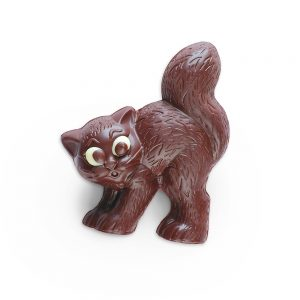 Spooky Chocolate Cat - Milk, 110g